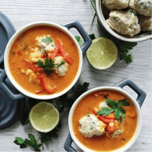 Tomat suppe