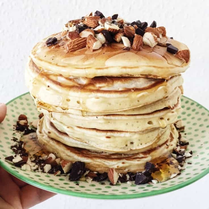 Amerikanske pandekager – den bedste opskrift