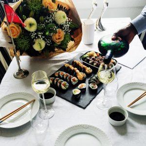 Sushi umashi