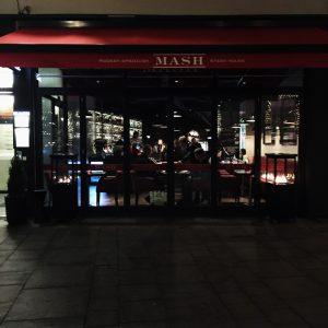 MASH steakhouse