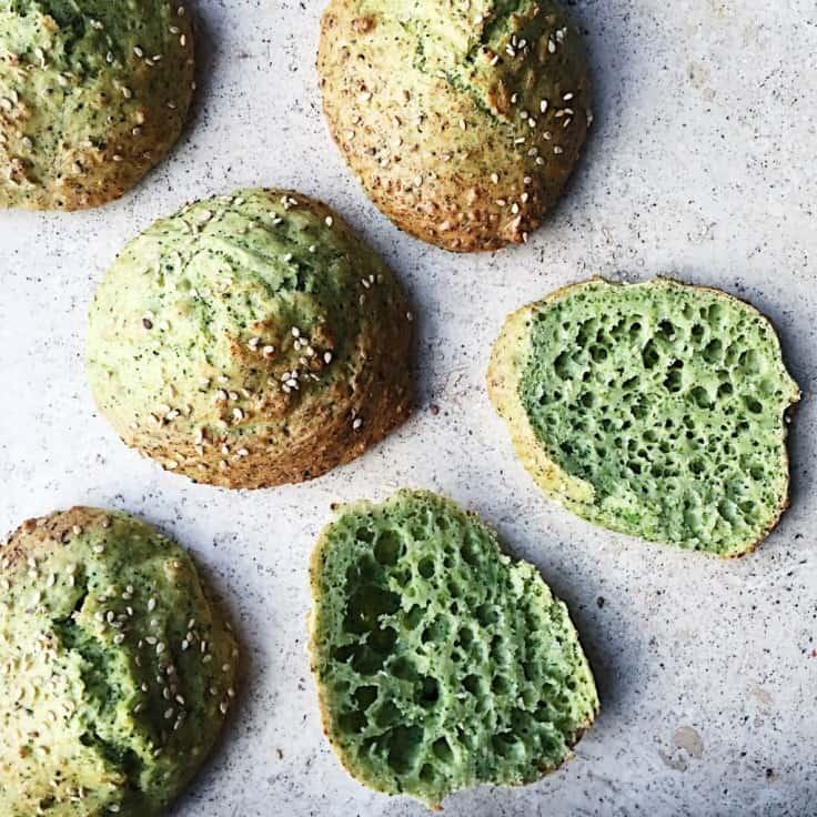 Broccoliboller – sunde grøntsagsboller