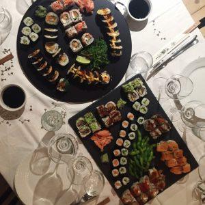 Sushi takeaway odense