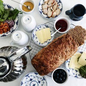 Fuldkorns franskbrød
