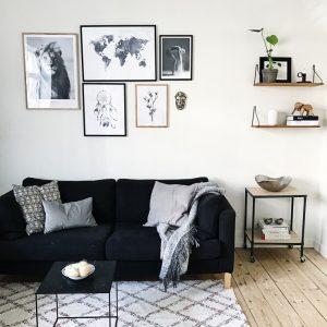 Maria Vestergaards stue