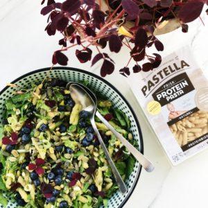 Pastasalat med proteinpasta