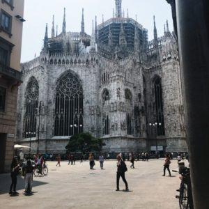 Milano domkirke