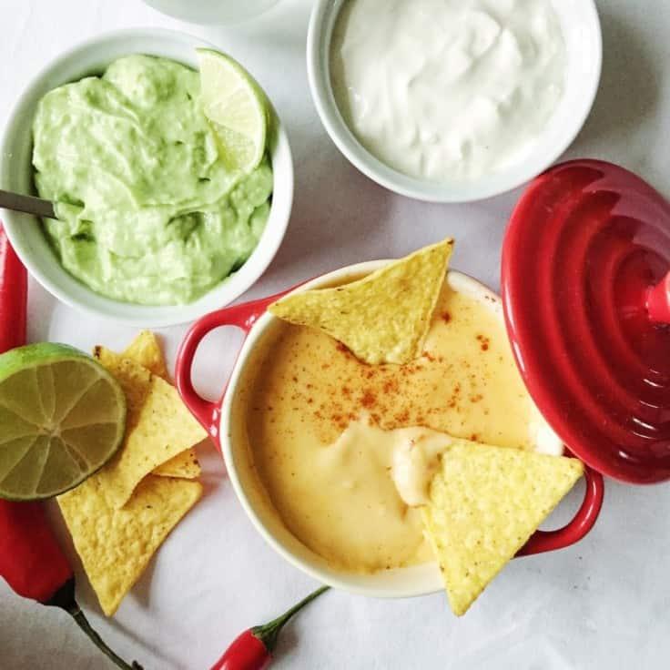 cheddar dip – den bedste oste dip