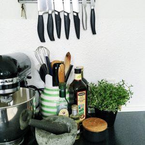 Maria Vestergaards køkken