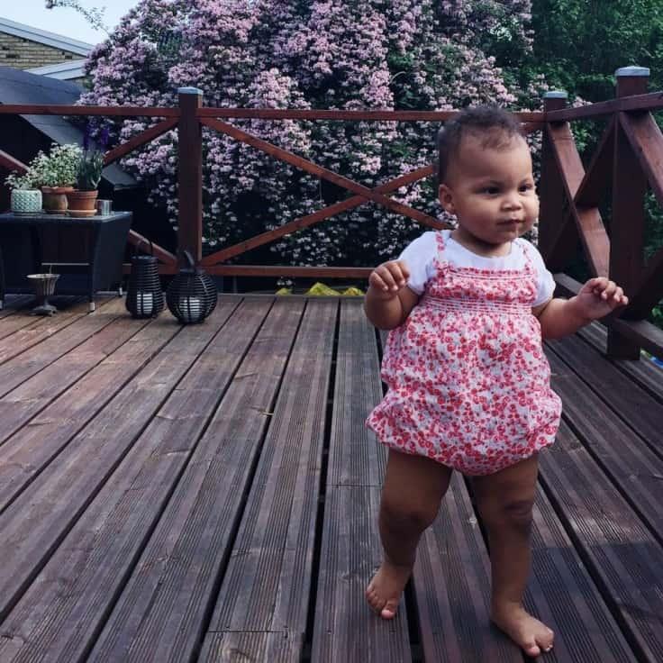 Min datters rolle på de sociale medier