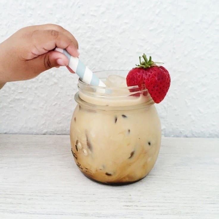 Iskaffe – opskrift på verdens nemmeste
