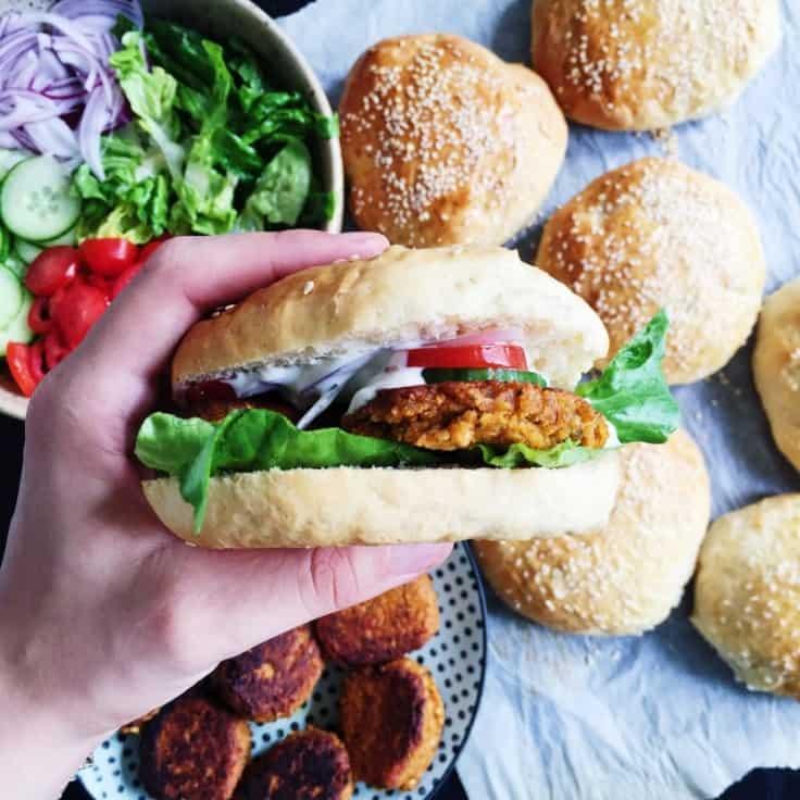 Burgerboller – de bedste burgere