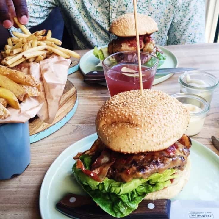 Burger Anarchy – snaskede og luksuirøse burgere