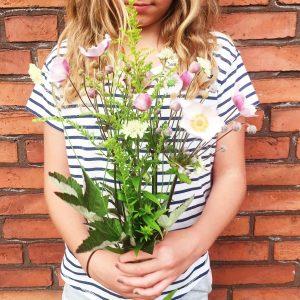 Blomsterpige
