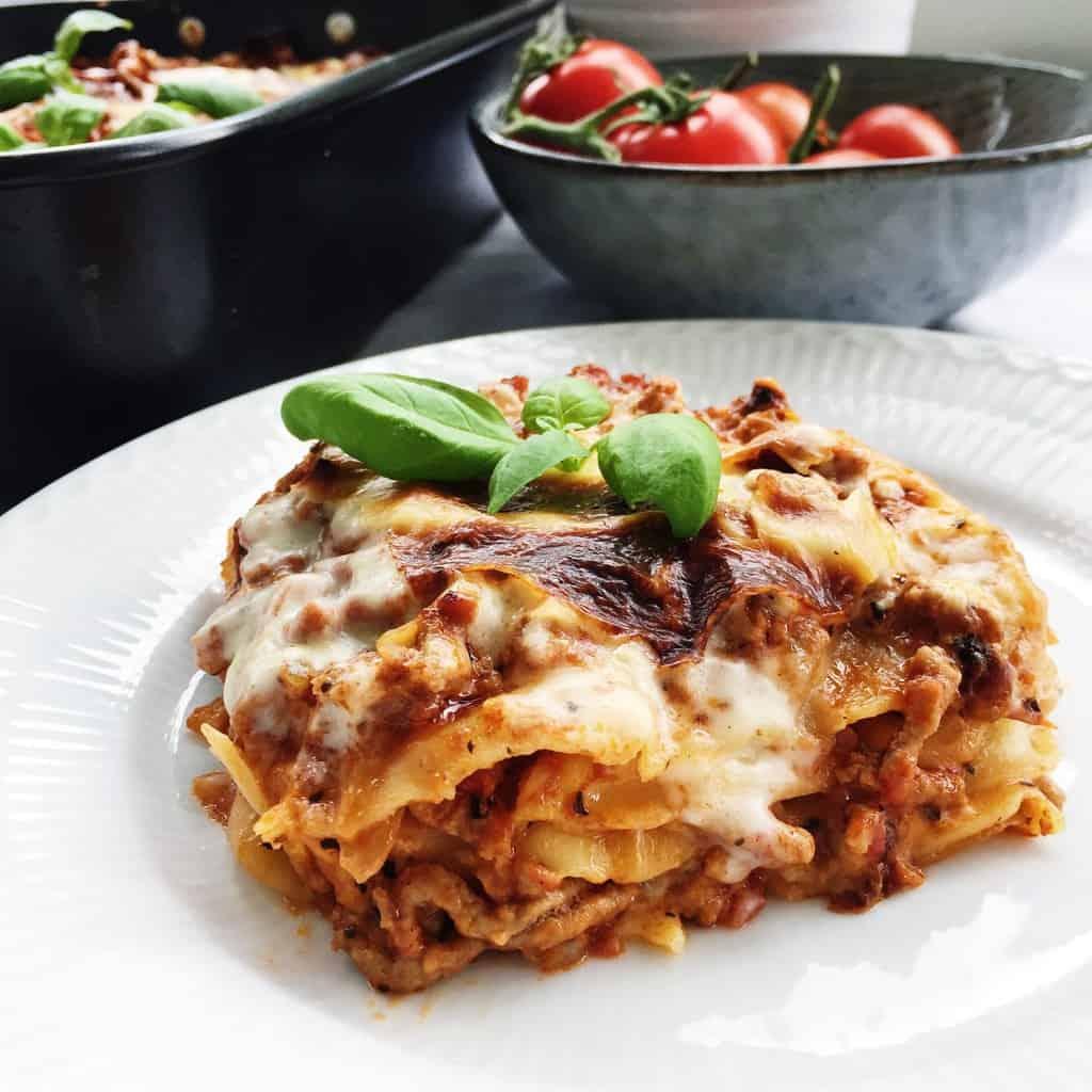 Lasagne – den traditionelle