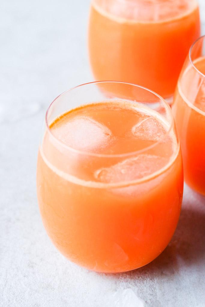 Gulerods juice