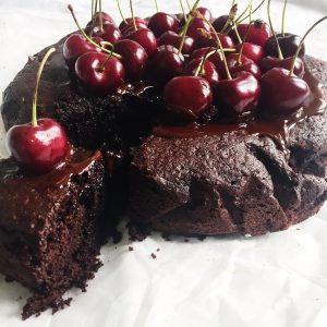 Chokolade ganache