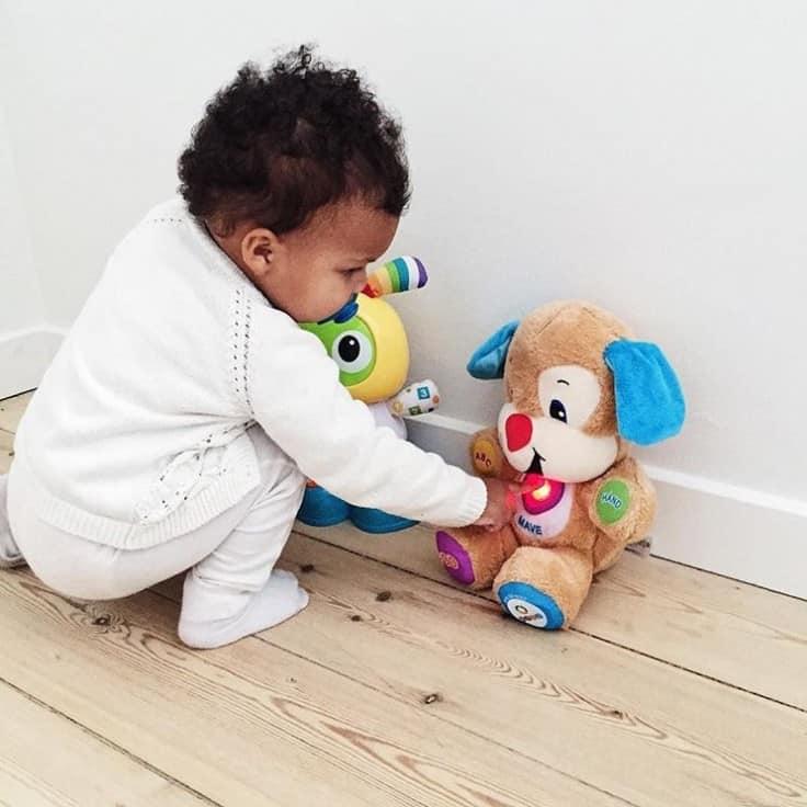 Legetøj der er lærerigt og ikke kun til pynt