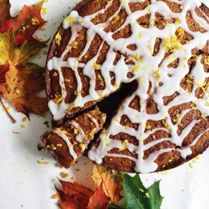 Græskar kage