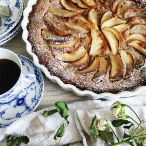 Æbletærte og efterår