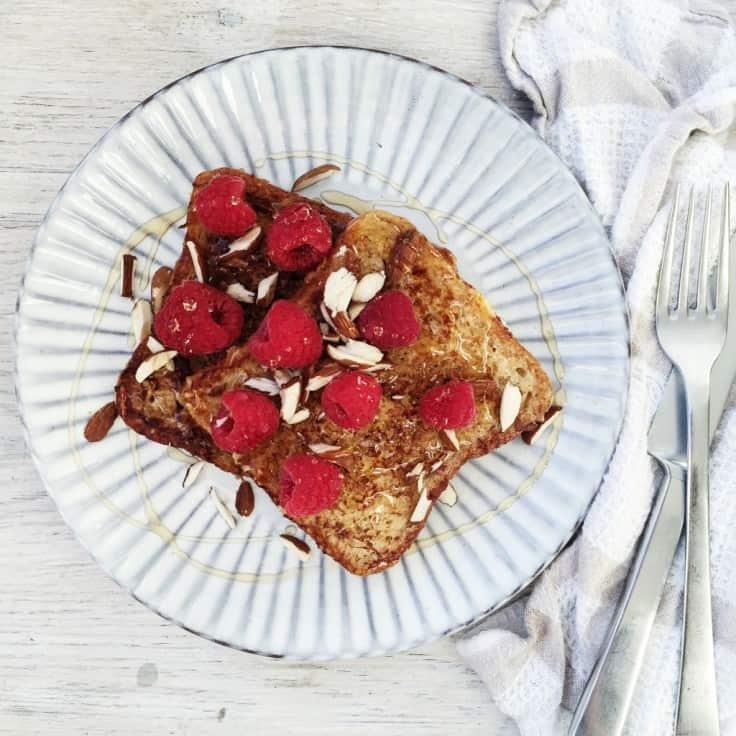 French toast – opskrift på armeriddere