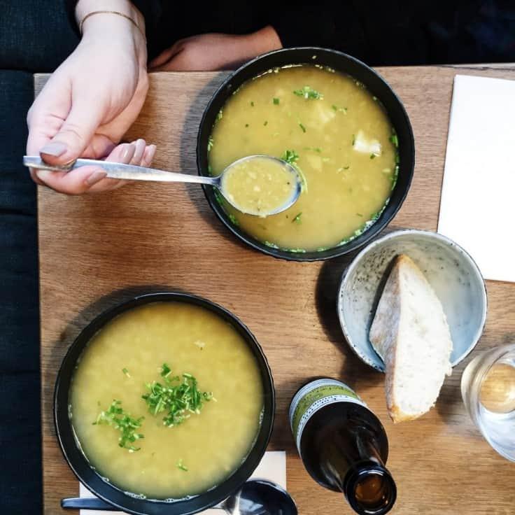 Soup stone cafe – en hyggelig atmosfære