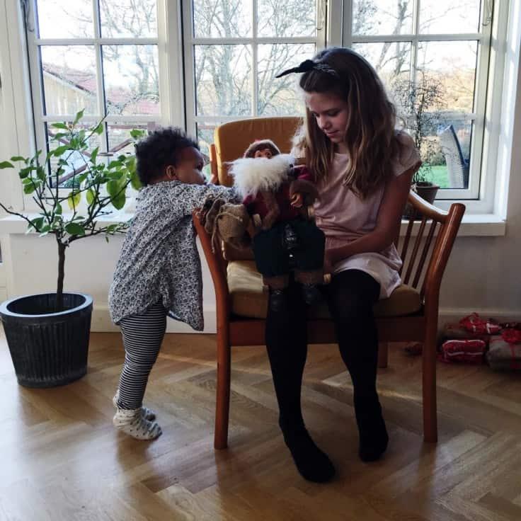 1. advent hygge med familien