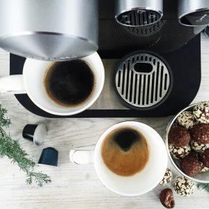 Nespresso kaffemaskine