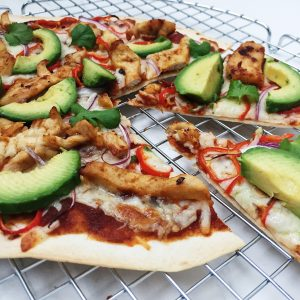 Tortillas pizza