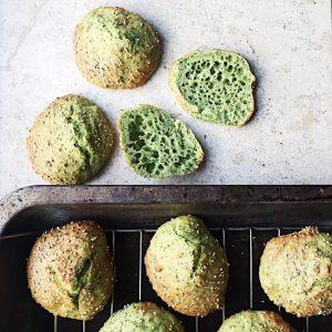 Broccoli boller