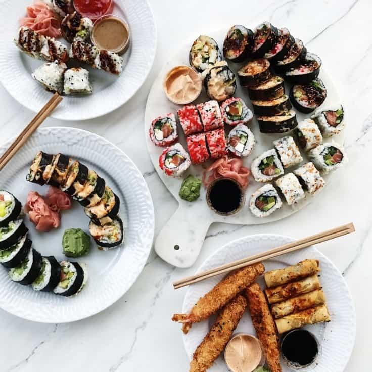 Umashi – vores sushi stamsted