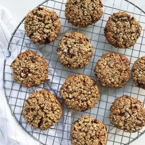 Havregryns småkager