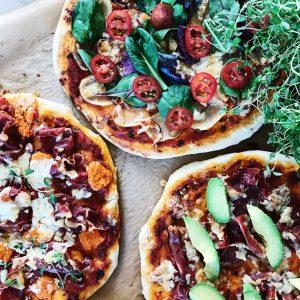 Pizza opskrift