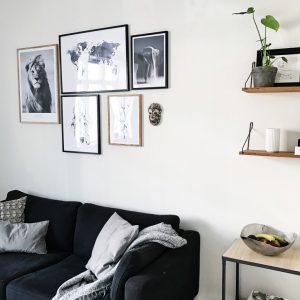Hjemme hos Maria Vestergaard