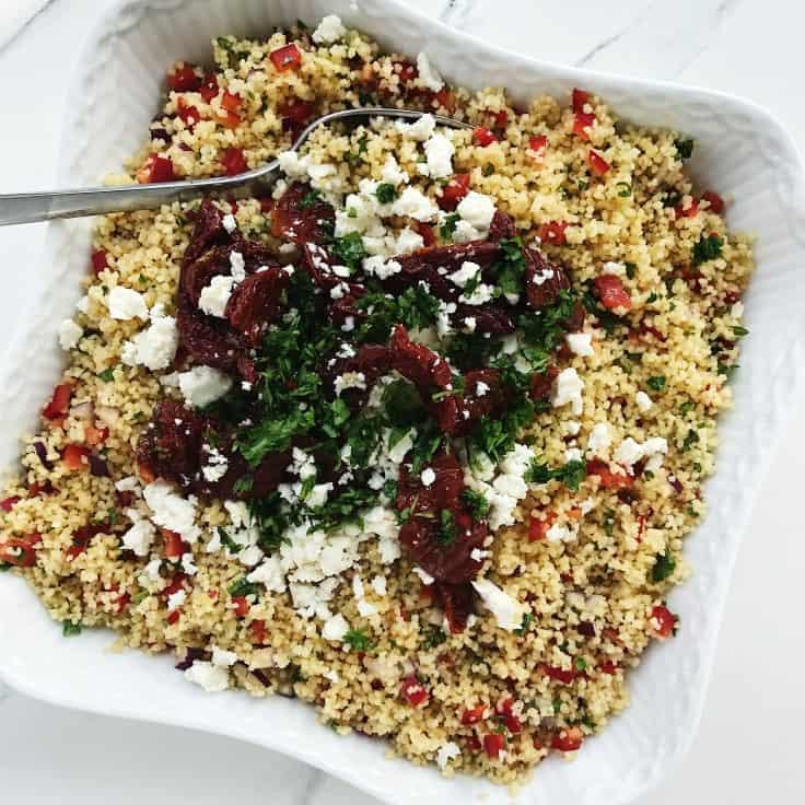 couscous salat – frisk og farverig