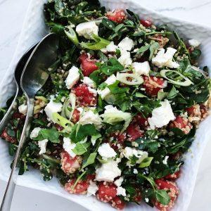 Sommer grøntsager
