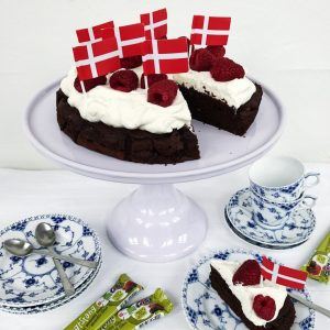 Sund fødselsdags kage