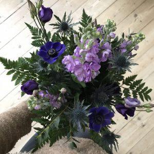 Eksamens blomster