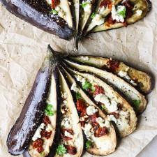 Bagt aubergine