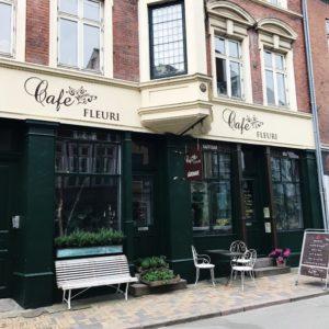 Cafe Fleuri facade