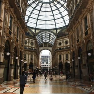 Galleria vittorio emaniele shoppingcenter