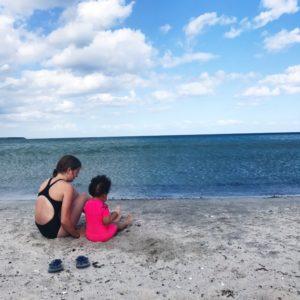 Stranden i Kerteminde