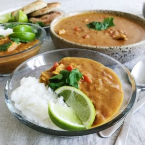 Indisk curry