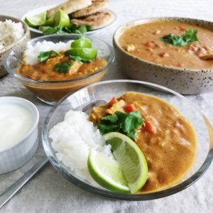 Opskrift indisk curry