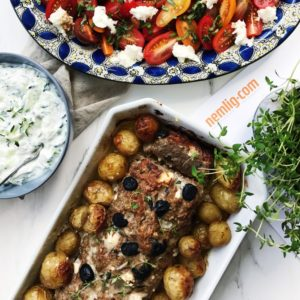 Farsbrød græsk