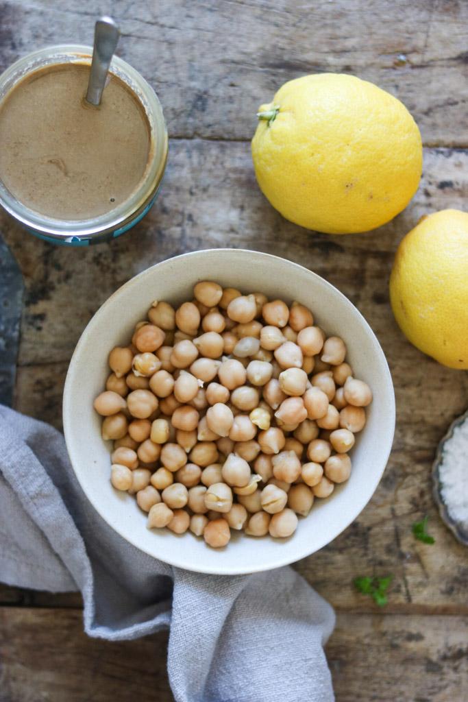 Hummus ingredienser