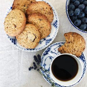 Opskrift peanutbutter cookies