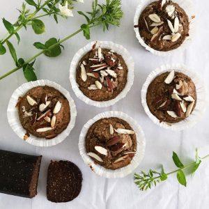 Sunde madpakke muffins