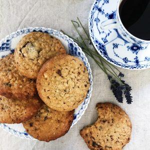 Penutbutter cookies