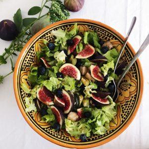 Figner i salat