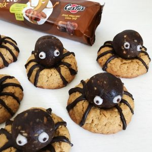 Castus halloween småkager
